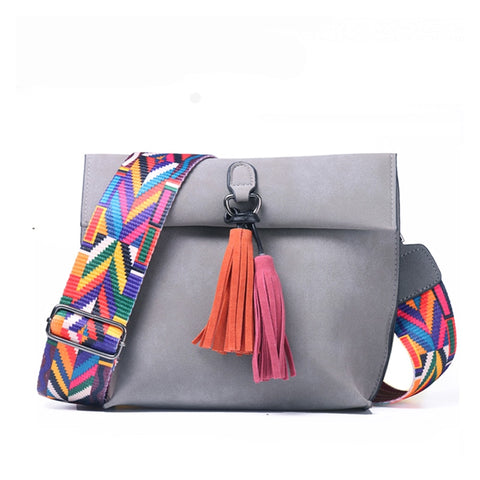 Guitar Strap Tassel bag