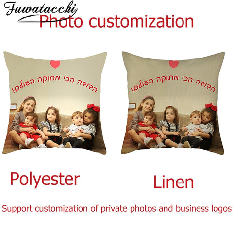 Personalized Pillow Covers