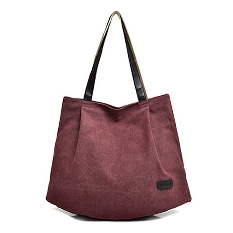 Large Canvas Totes