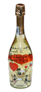 Villa Jolanda 'I Love You' Vino Spumante 750ml