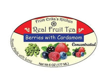 Real Fruit Tea - Berries With Cardamom