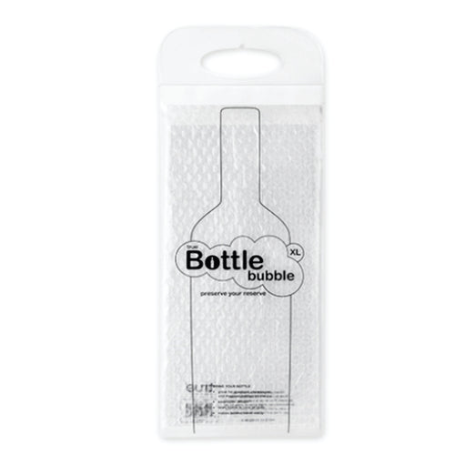 Bubble Bottle Wine Bag