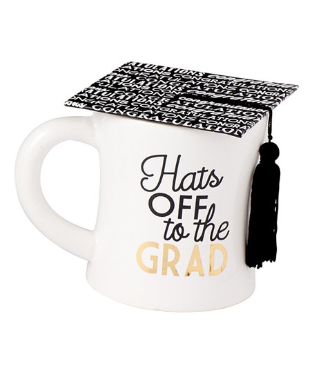 Hats Off To The Grad Graduation Coffee Mug