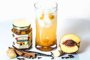 Real Fruit Tea - Peach With Ginger