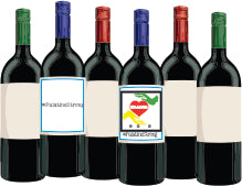 Six Bottles of Cabernet Sauvignon