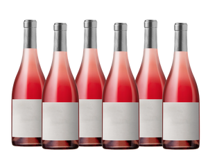 Six Bottles of Mixed Rosé  Wine