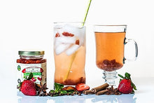 Real Fruit Tea - Strawberry With Mint