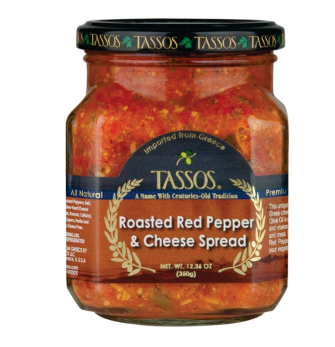 Tassos - Red Pepper Spread