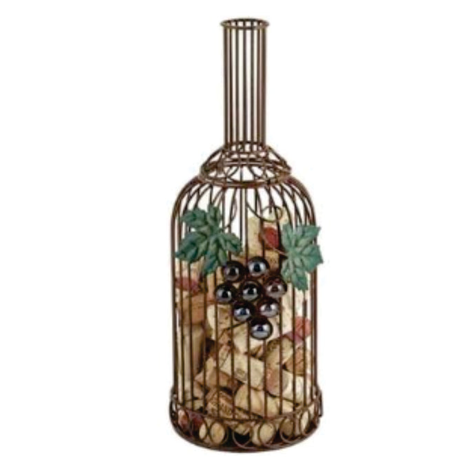 Grapevine Wine Bottle Cork Holder