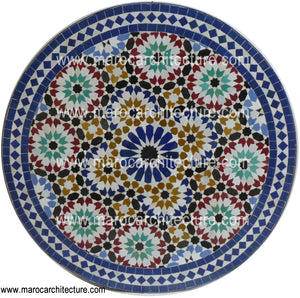 MOROCCAN MOSAIC TABLE 1908