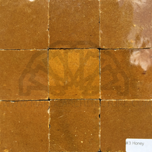 Moroccan honey zellij tiles