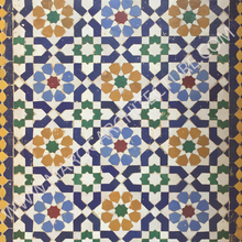 traditional moroccan tiles