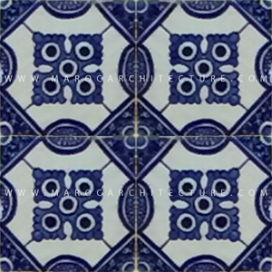 handpainted moroccan tiles color
