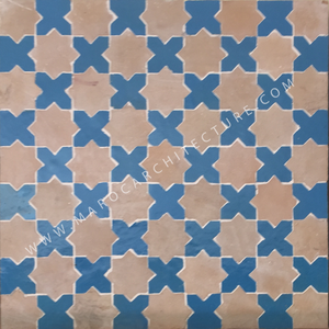 TREND - STAR MOSAIC 18130 - Moroccan mosaic tile,