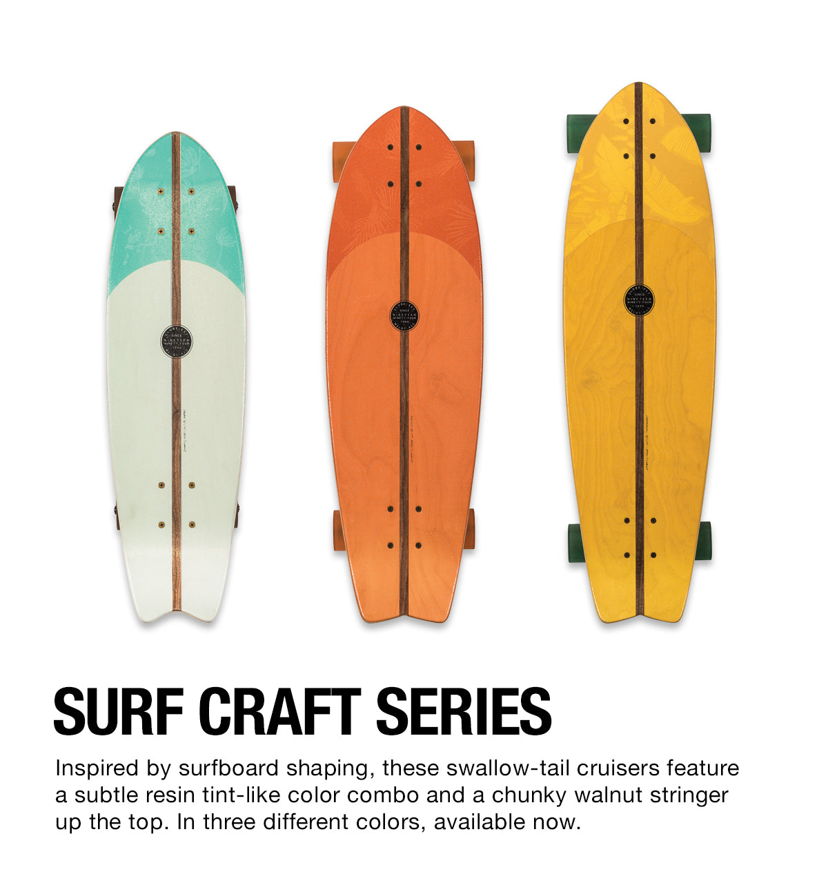 Globe Brand Surf Craft Series - Skateboards