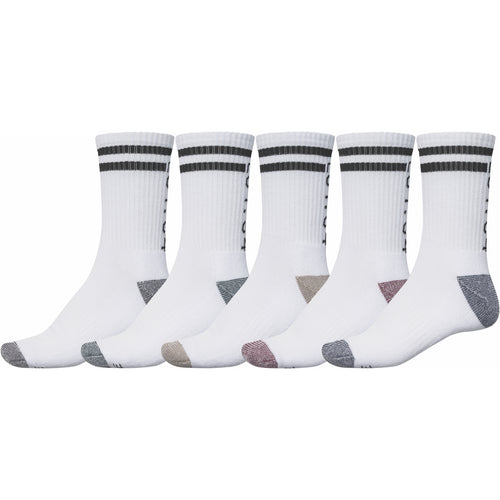 Carter Crew Sock 5 Pack