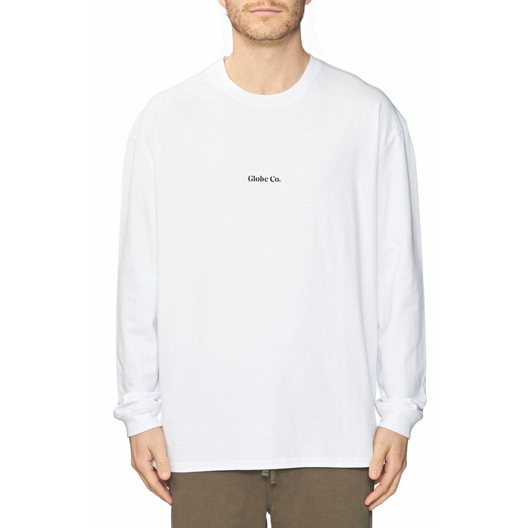 Globe Brand long sleeve shirt.