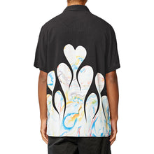 Dead Kooks Flame Heart Shirt