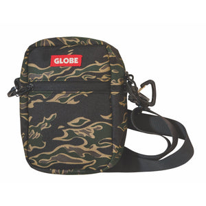 Globe Brand shoulder bag.