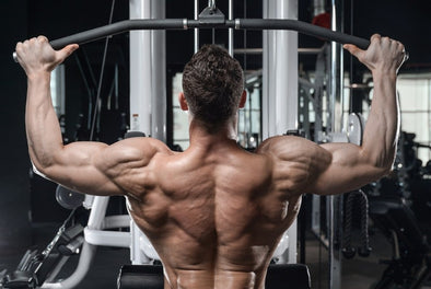 Lat Pulldown: Proper From Explained