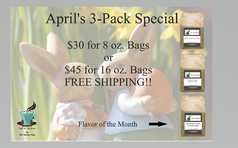 April 2018 3-Pack Special
