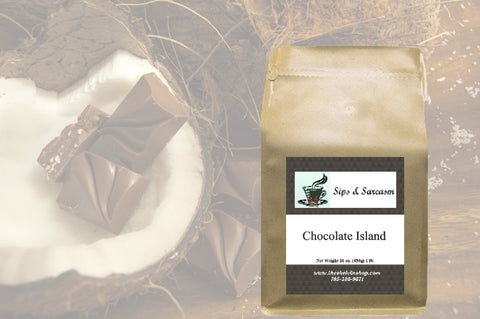 Chocolate Island Flavored Coffee