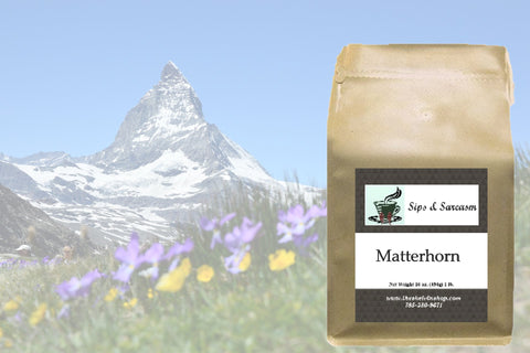 Matterhorn Flavored Coffee