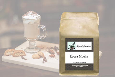 Rocca Mocha Flavored Coffee