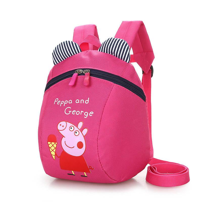 e42f015b8058 Cute Animal Toddler Backpack Kids School Bags For Girls Boys Cartoon Children  Backpacks kindergarten Baby Bag mochila escolar