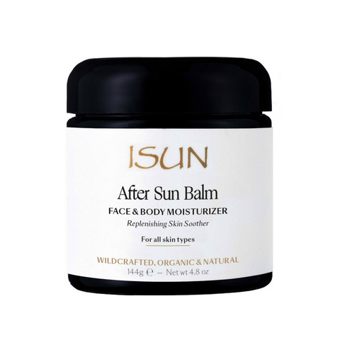 ISUN After Sun Balm / Face & Body Moisturizer