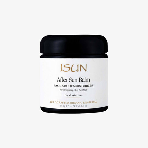 ISUN - After Sun Balm - Face & Body Moisturizer - 4.8 oz - Bella Fiore Organics