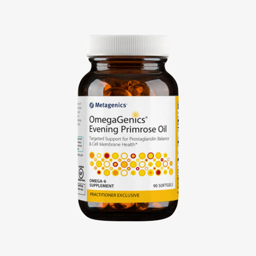 OmegaGenics - Evening Primrose Oil - 90 Softgels - Bella Fiore Organics