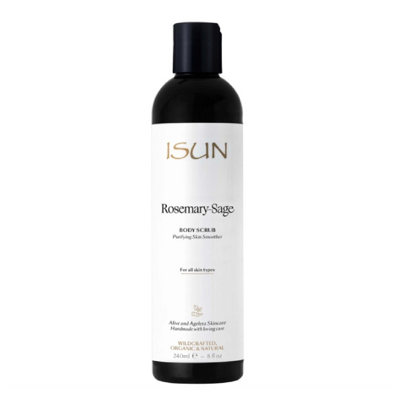 ISUN Rosemary Sage Body Scrub