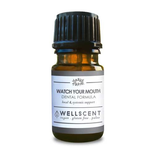 WellScent Watch Your Mouth Essential Oil