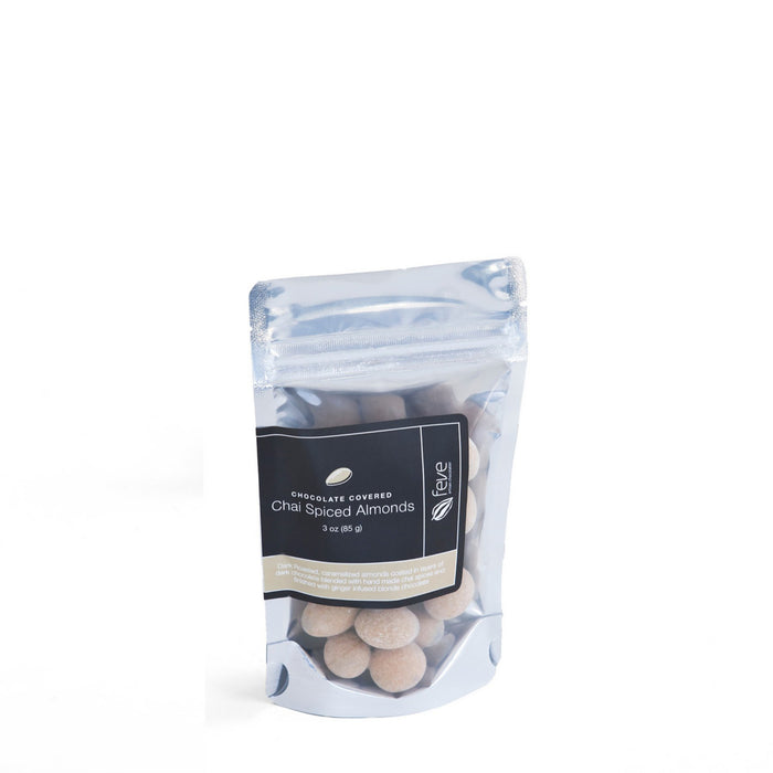 Feve Chai Spiced Almonds 3 oz