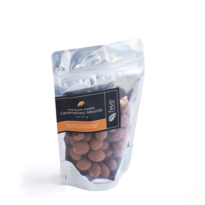 Feve Chocolate Almonds 6 oz