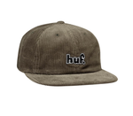 1993 Logo 6 Pannel Hat Huf