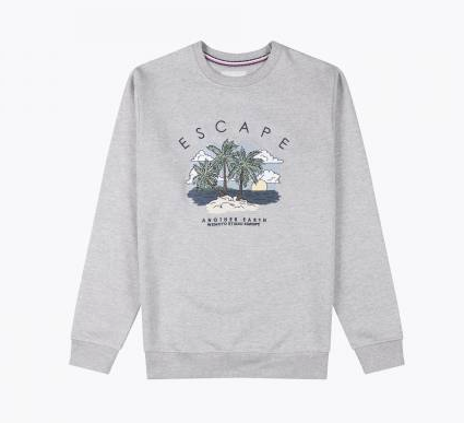 WEMOTO EARTH CREWNECK