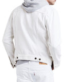 Levi's White Denim