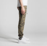 Camo Slim Fit Terry