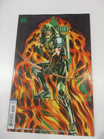 Green Arrow #42 var