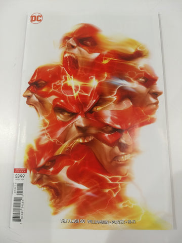 THE FLASH #50 VAR