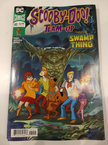 SCOOBY DOO TEAM UP #40