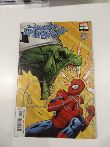 THE AMAZING SPIDER MAN #2