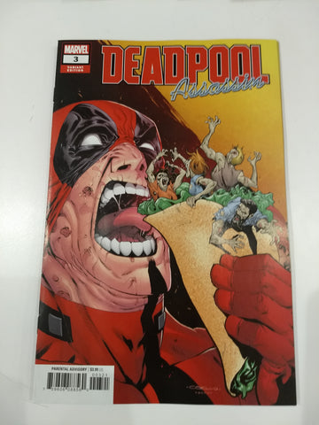 DEADPOOL ASSASSIN #3 VAR