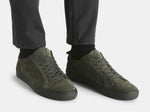 Cole Suede Green