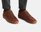 Cole Suede Orange