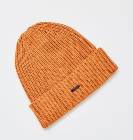 Burnt yellow Beanie