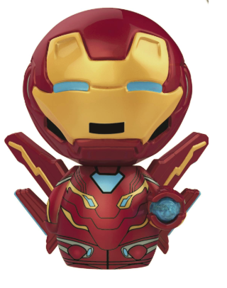 DORBZ AVENGERS INFINITY WAR IRON MAN VINYL FIG