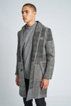 STANLEY PATCHWORK OVERCOAT Native